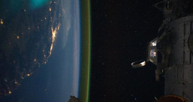 Image: NASA/ISS