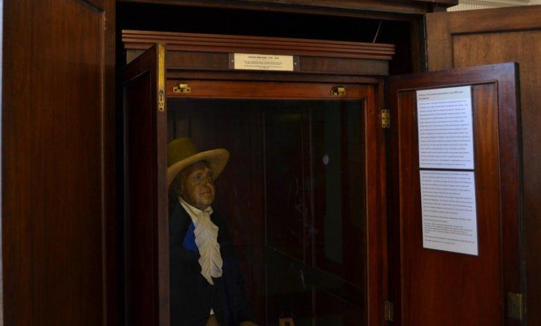 Jeremy Bentham's Auto-Icon