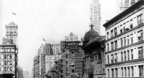 Image: Broadway, 1920