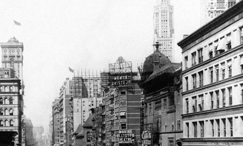 Broadway, 1920