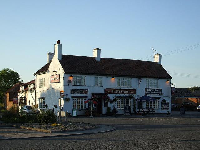 The Busby Stoop Inn