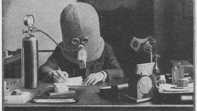Photo of Strange Inventions: The Isolator (1925)
