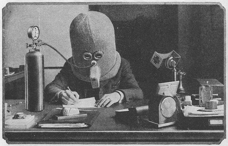 Image result for the isolator by hugo gernsback
