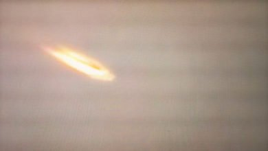 "Photo of Video: Mysterious ""Fire Object"" Over Argentina and Brazil"