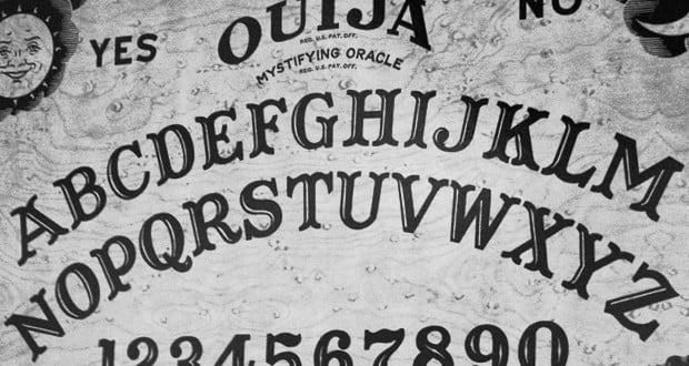How To Break A Connection With A Ouija Board