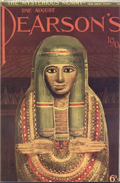 Image: The Unlucky Mummy