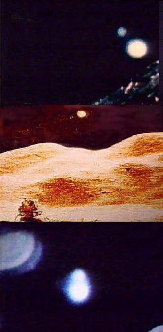 Apollo 11 Alien Pictures