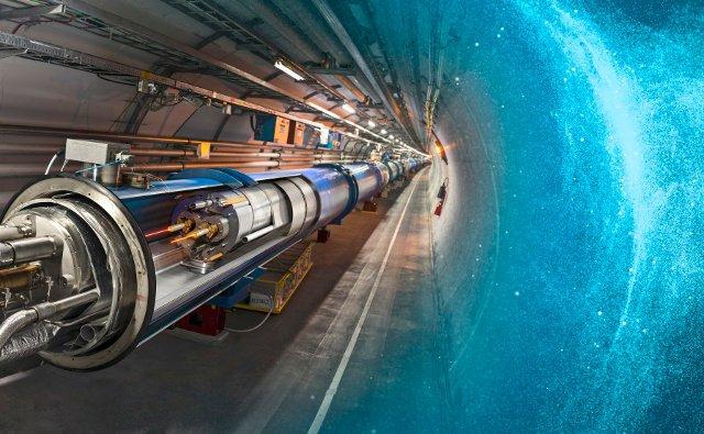 CERN & Parallel Universes