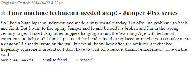 craigslist-time-travel-proof