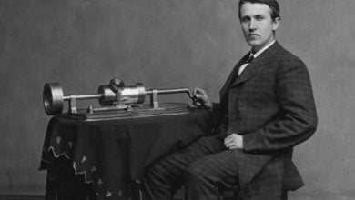 "Photo of Thomas Edison's Memoir Involving ""Spirit Phone"" Republished"