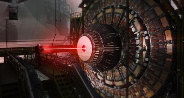 Image: Max Brice and Daniel Dominguez/CERN