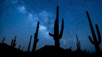 Photo of Midnight in the Desert – Art Bell Rides Again on July 20, 2015