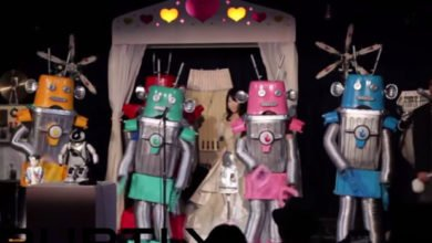 Photo of 2015: The Year of a Robot Wedding…and a Robot Duel?