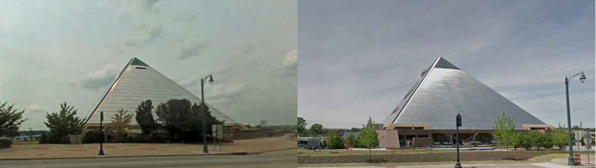 The Memphis Pyramid, 2007 to 2015
