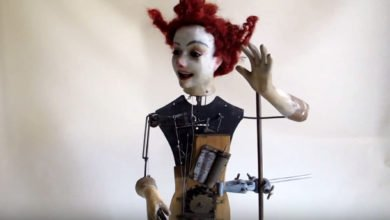 Photo of Uncanny: This 19th Century Automaton Will Give You Nightmares