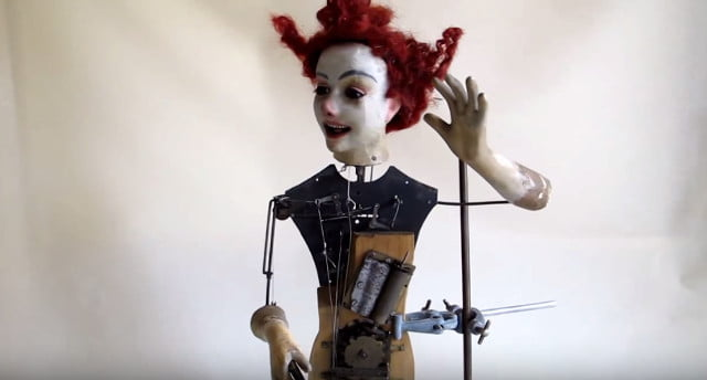 uncanny this 19th century automaton will give you nightmares