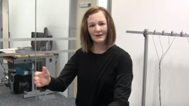 Photo of Nadine, the Social Robot That Remembers You