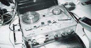 Ghostly Transmitting Stations