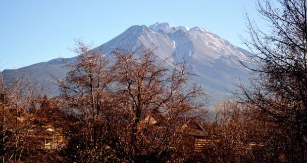 Mount Shasta Bigfoot Sightings
