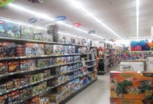 """Photo of The Haunted Toys """"R"""" Us of Sunnyvale, California"""