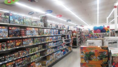 "Photo of The Haunted Toys ""R"" Us of Sunnyvale, California"
