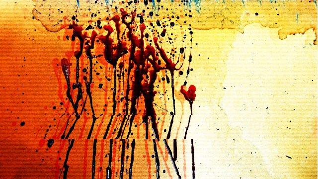 Haunted Bleeding Walls