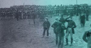 Basiago Gettysburg 1863 Time Travel