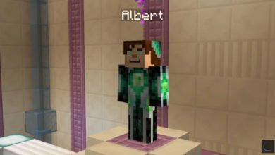 Photo of Minecraft Player Creates Working AI Chatbot Within the Game