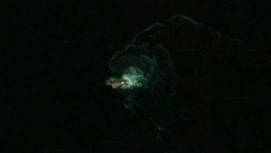 "Photo of Google Maps Anomalies: The Rocky ""Kraken"" Of Antarctica"