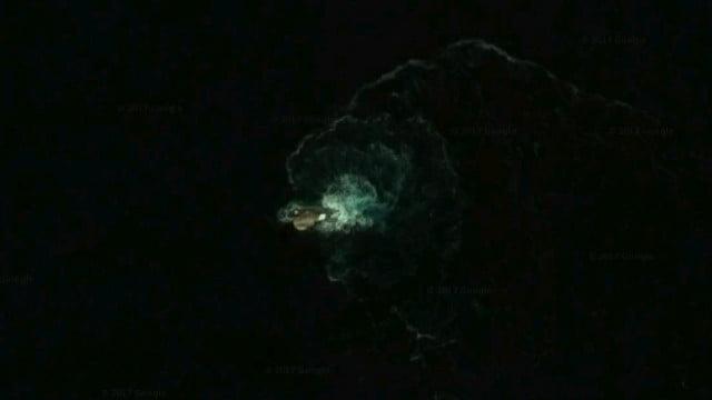 Google Maps Kraken?