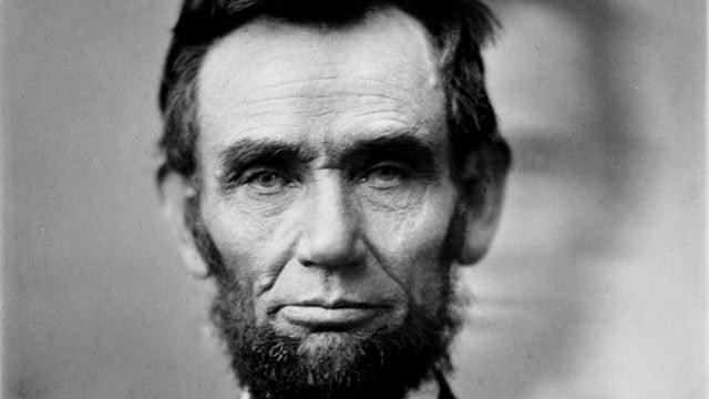 Abraham Lincoln Doppelganger