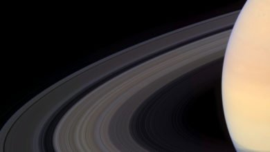 Photo of Were Saturn's Rings Made By Aliens?