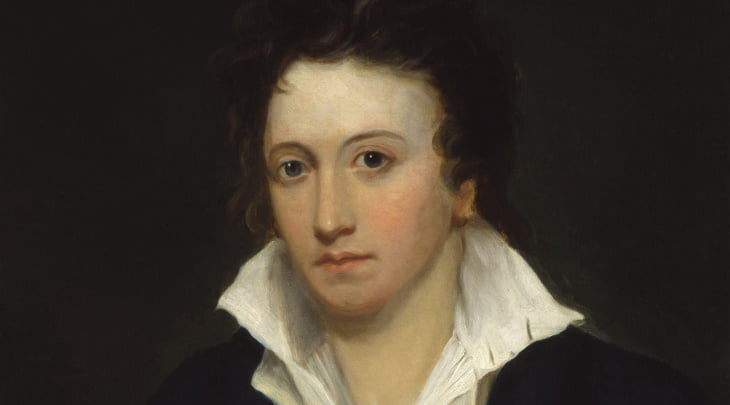Percy Shelley Doppelganger