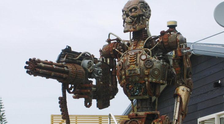The Terminator, 2045
