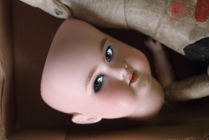 Creepy Dolls Are Creepy