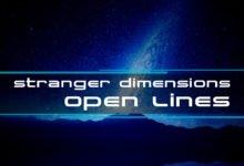 Stranger Dimensions Open Lines