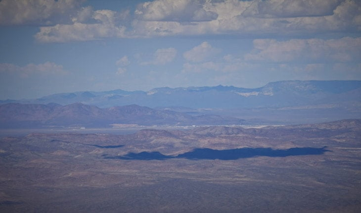 Photo of Video: UFO Seekers Get Close View of Area 51