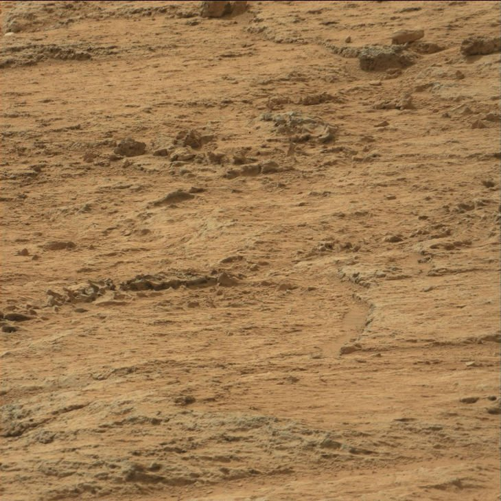 Another image of the Martian surface
