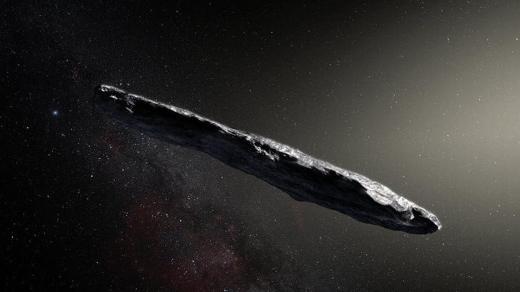 Questions Surround Mysterious Interstellar Object – An Alien Probe?