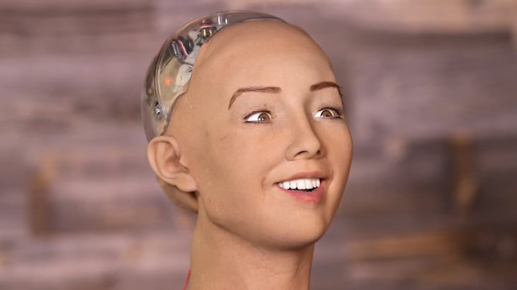 Sophia the Robot – Paving the Way for Future Human-Like AI?