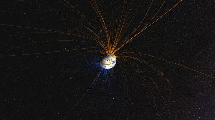 Is Earth About to Get Wrecked by a Magnetic Pole Shift?