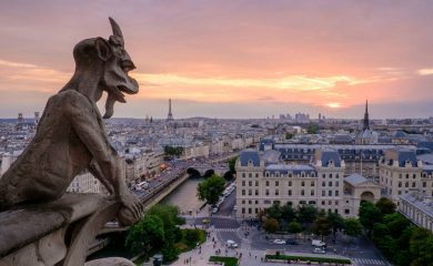 Real Gargoyles: Sightings of Grotesque Demons and Flying Humanoids