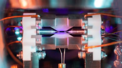 Photo of Photo of Single Atom Wins Science Photography Competition