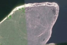 Photo of Google Maps Anomalies: The Pentagram Of Kazakhstan