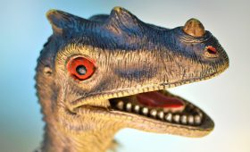 Robot Dinosaurs Manage Front Desk At Japanese Hotel