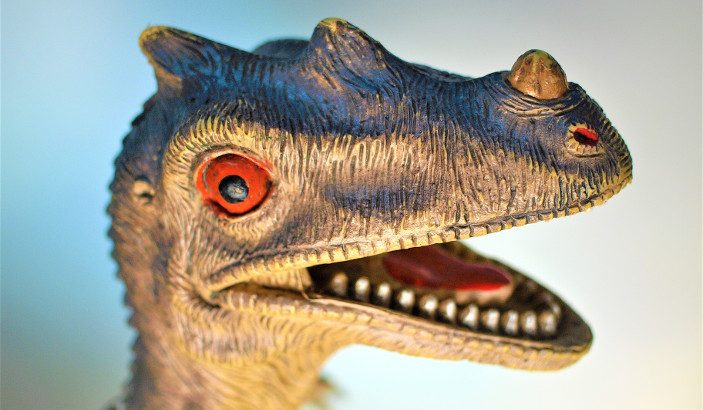 Robot Dinosaurs Manage Front Desk At Japanese Hotel