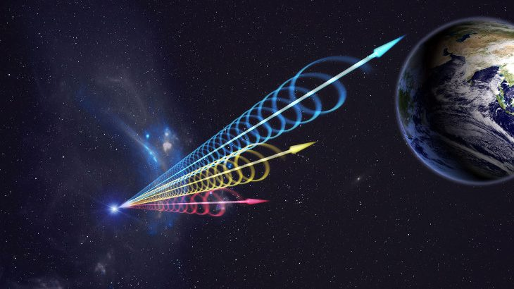 Algorithm Helps Discover Even More Unexplained Radio Bursts 3 Billion Light Years Away