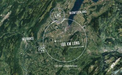 CERN Reveals Concept for Future Circular Collider