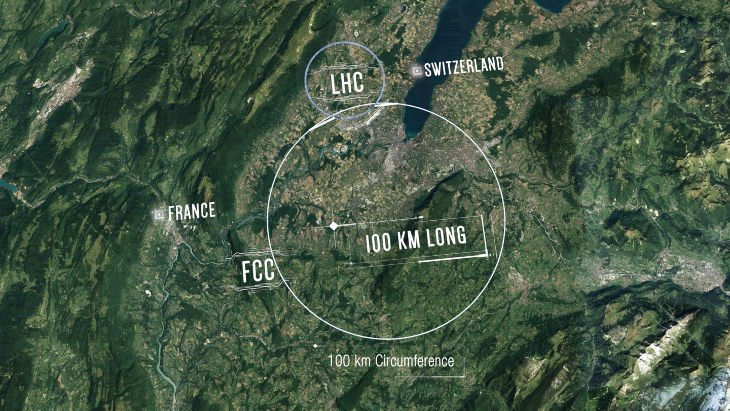 CERN Reveals Concept for Future Circular Collider