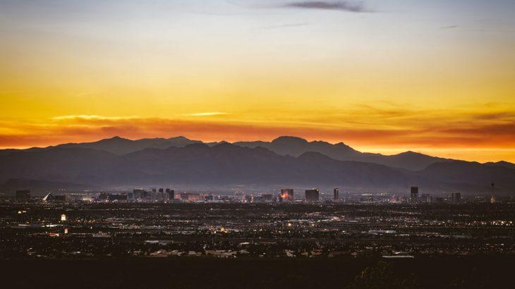 ATC Audio: Night Vision Reveals Possible UFO Over Las Vegas